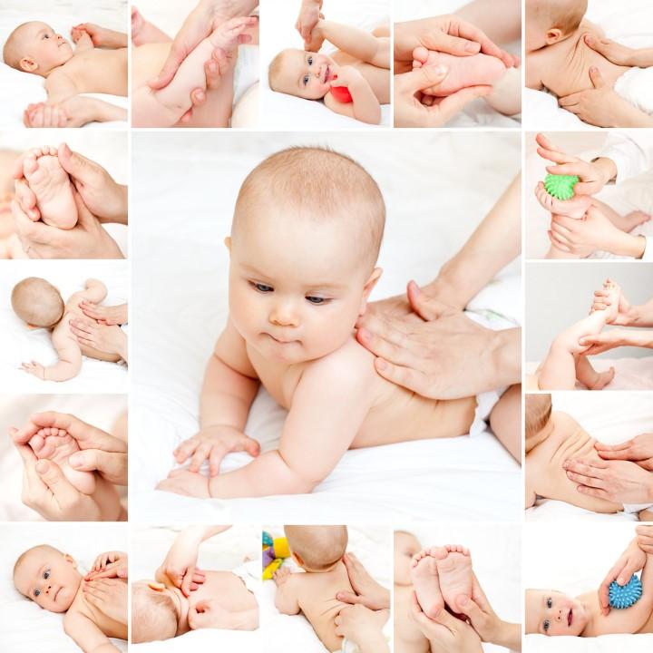 Babymassage Rund Ums Wochenbett